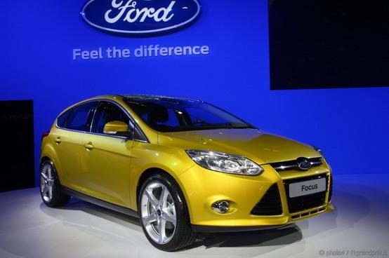 Ford Focus Motorshow Bologna 2010