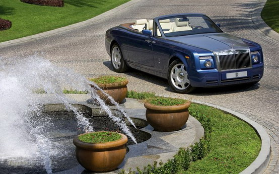Rolls Royce Phantom Drophead Coupé, ecco il model year 2011