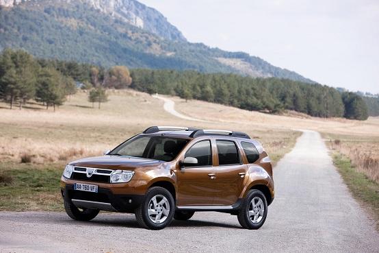 Dacia Duster Model Year 2011