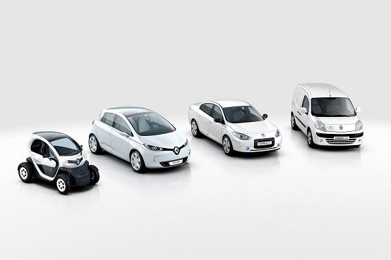 Renault parteciperà al progetto Zero Emission City