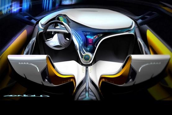 Detroit 2011: Hyundai Curb Concept (teaser ufficiali)