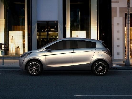 Mitsubishi Concept Global Small, prima immagine ufficiale