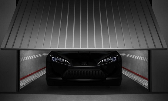 Toyota FT-86 Concept, primo teaser ufficiale
