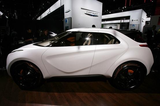 Hyundai Curb - NAIAS 2011