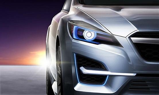 Subaru, una concept car a trazione posteriore al Salone di Ginevra 2011