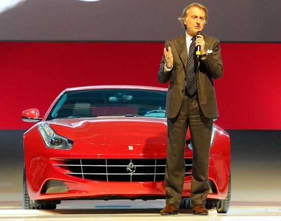 Video: nuova Ferrari FF