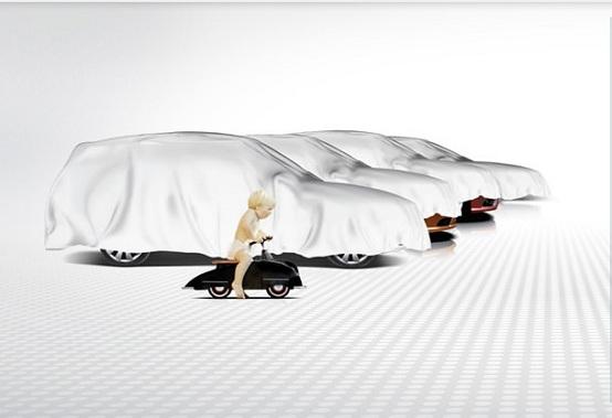 Saab, teaser delle novità del Salone di Ginevra 2011
