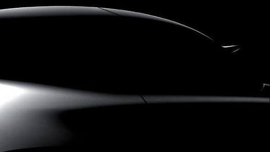 Saab, teaser ufficiale della concept car del Salone di Ginevra 2011