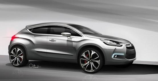 Video: Citroen DS4, l'eleganza
