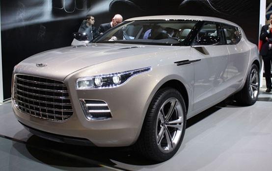 Lagonda, Aston Martin conferma la rinascita del brand