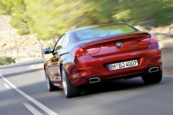 Video: undici minuti con la nuova BMW Serie 6 Coupé