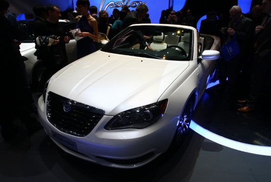 Lancia Flavia Ginevra 2011