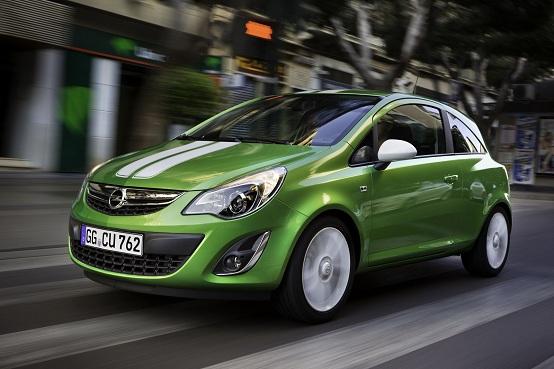 Opel, la nuova utilitaria Premium potrebbe essere presente a Francoforte 2011