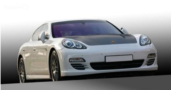 Porsche Panamera, un altro gioiello di tuning tedesco da DMC