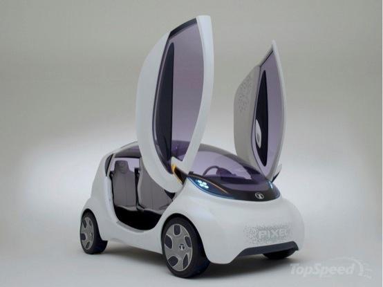 Tata Pixel Concept, uno sguardo al futuro europeo di Tata