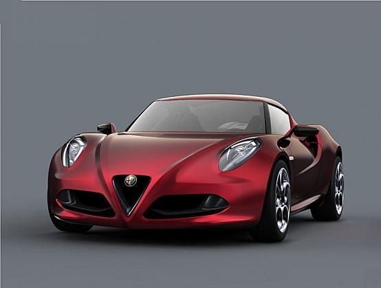 Alfa Romeo 4C GTA Concept, la roadster al Salone di Francoforte 2011?