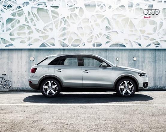 Audi Q3 2011: tutti i dettagli del SUV compatto Premium dei Quattro Anelli (4/5)