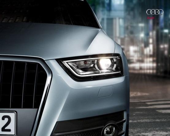 Audi Q3, i prezzi tedeschi