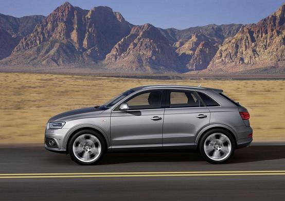 Audi Q3, uno speciale interattivo su YouTube descrive il nuovo SUV Premium