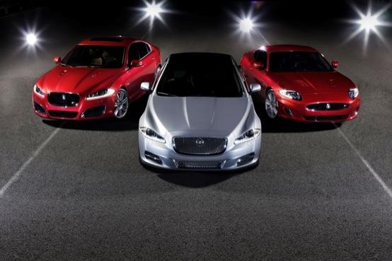 Salone di New York 2011: tutte le novità Jaguar in esposizione