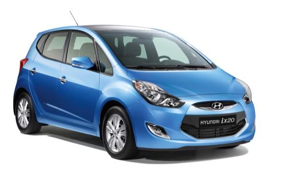 Hyundai ix20 a tutta birra nel primo trimestre del 2011