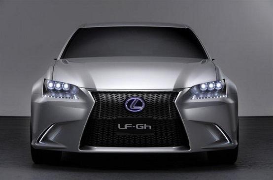Video: nuova Lexus LF-Gh concept