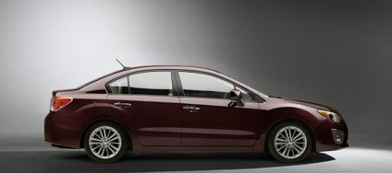 Subaru, teaser della nuova Impreza