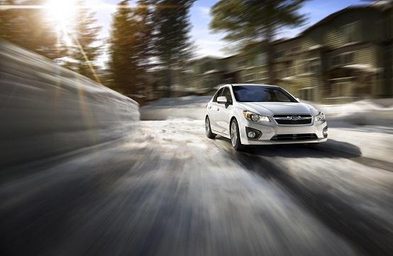 Video: Subaru Impreza
