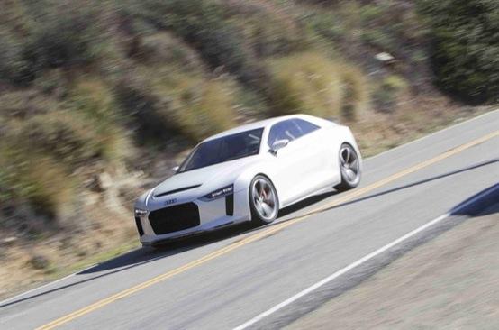 Audi Quattro Coupé, semaforo verde per l'avvio della produzione in serie limitata