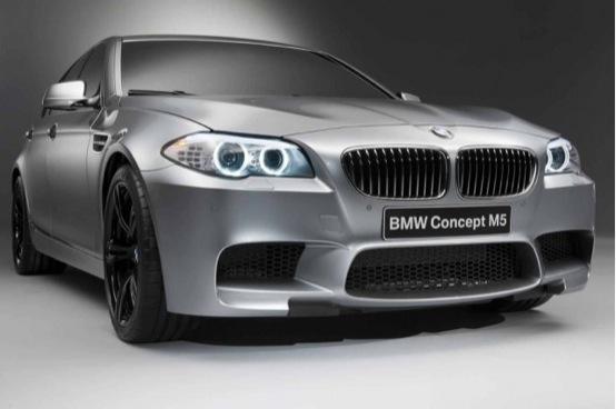 BMW M5, forse è in fase di studio una versione a quattro ruote motrici
