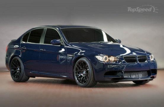 BMW M3 Lightweight Concept, una nuova versione prevista per la 24 Ore del Nürburgring
