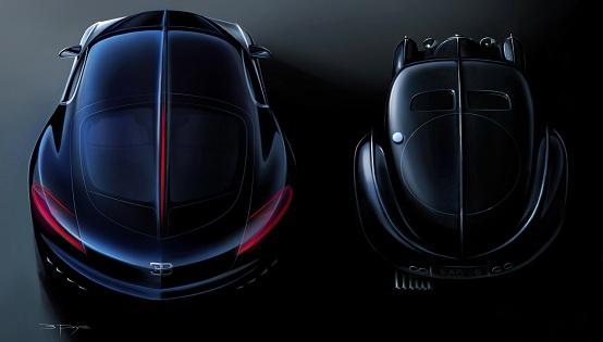 Bugatti 16C Galibier: sarà ibrida?
