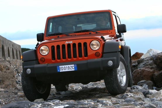 Jeep, nuove gamme 2011