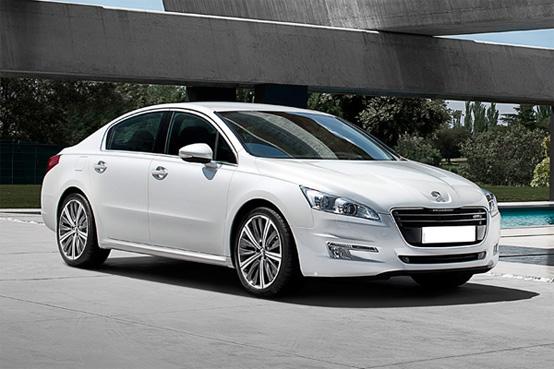 Peugeot 508: venderà piu' in Cina che in patria