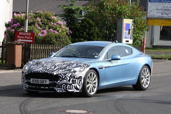 Aston Martin Rapide, nessun restyling in arrivo; quasi pronta una versione speciale