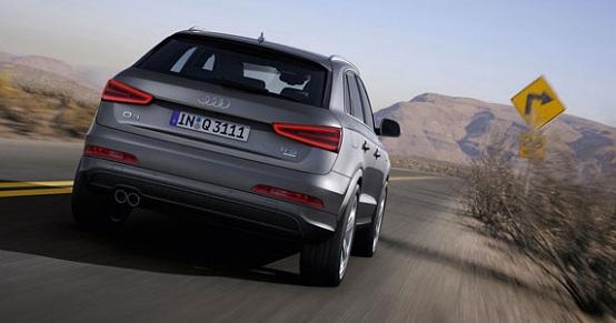 Audi Q3, tre nuovi video del SUV di Ingolstadt