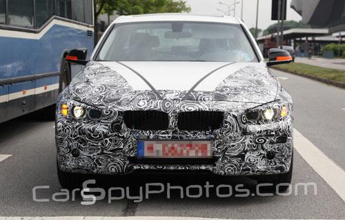 Video-spia: la nuova generazione di BMW Serie 3