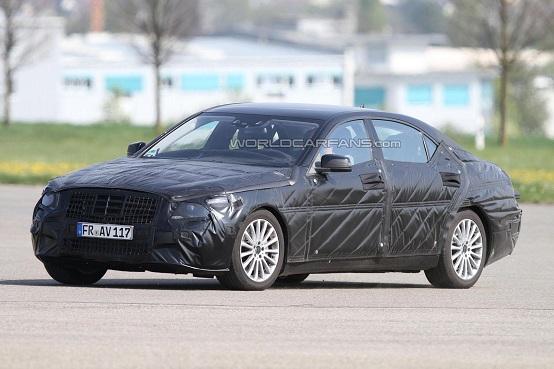 Mercedes Classe S, la prossima generazione potrebbe avere una versione completamente elettrica