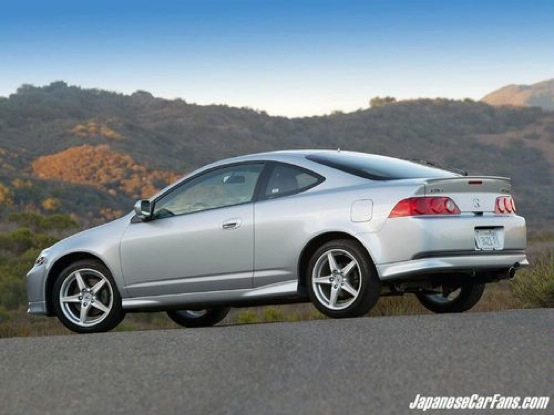 Acura RSX, rumor la conferma in fase di progettazione
