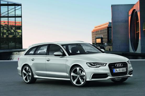 Nuova Audi A6 Avant Foto Ed Informazioni Ufficiali