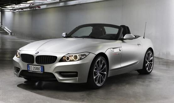 BMW Z4, il quattro cilindri benzina turbo anche per la versione entry-level