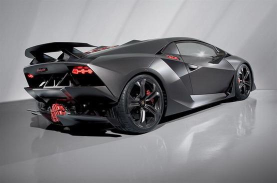 Lamborghini Sesto Elemento: la supercar potrebbe arrivare in ottobre