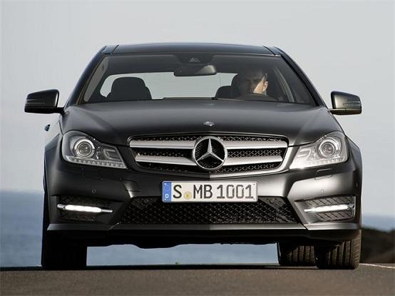 Cortometraggio: la nuova Mercedes Classe C Coupé