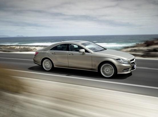 Mercedes, una nuova coupé a quattro porte più costosa di CLS