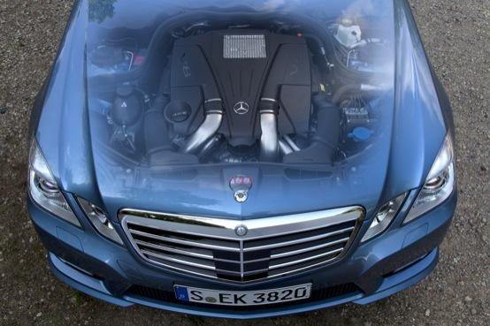 Mercedes Classe E, introdotti nella gamma nuovi motori più efficienti