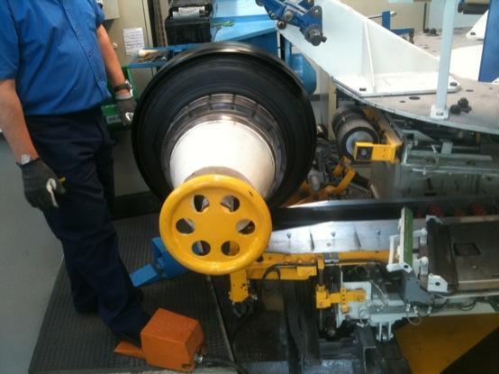 Michelin, ecco come nasce un pneumatico di qualità