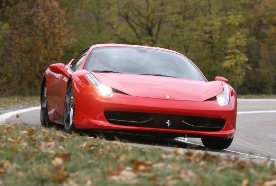 Motore della Ferrari 458 Italia: Il miglior motore dell'anno