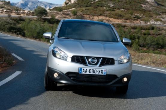 Nissan Qashqai è il crossover più affidabile secondo l'Automobile Club tedesco