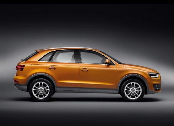 Audi Q3, online il configuratore del SUV compatto