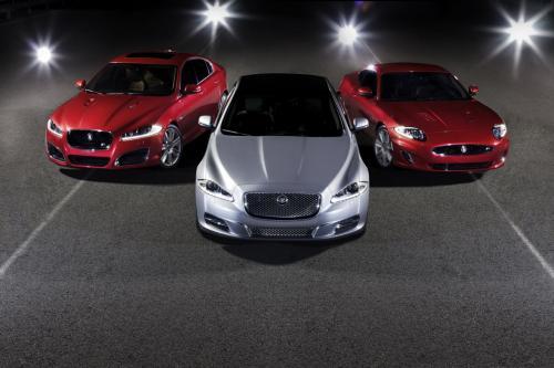 Jaguar potrebbe utilizzare sigle alfanumeriche per il nome delle proprie vetture